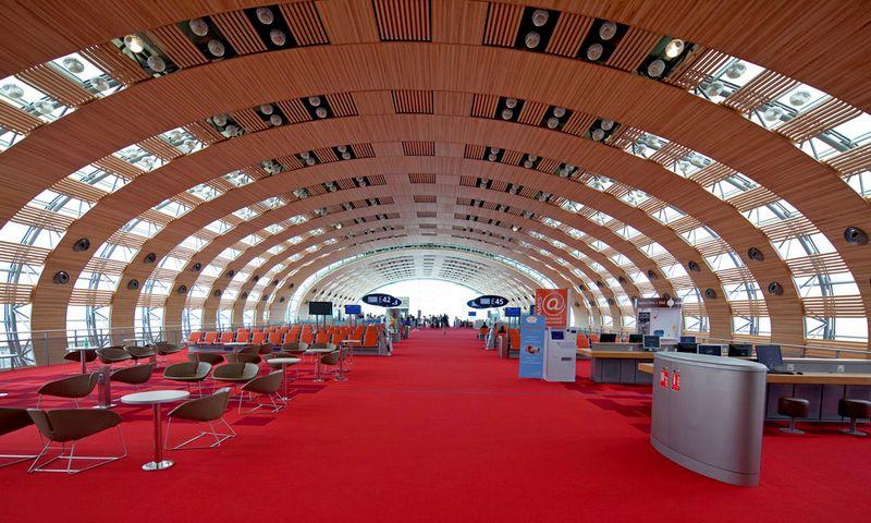 Как добраться в Аэропорт Шарль-де-Голль из Парижа