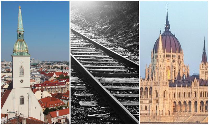 Как добраться из Братиславы в Будапешт за 6€