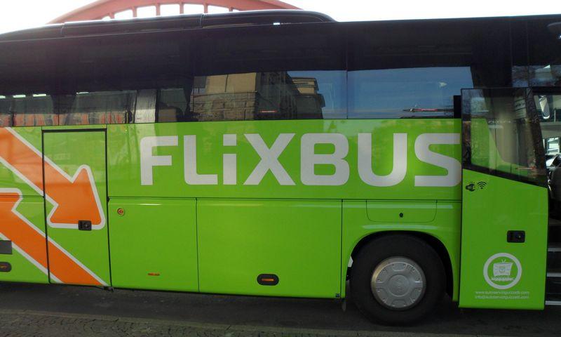 FlixBus ваучер 3€ на автобусы по всей Европе