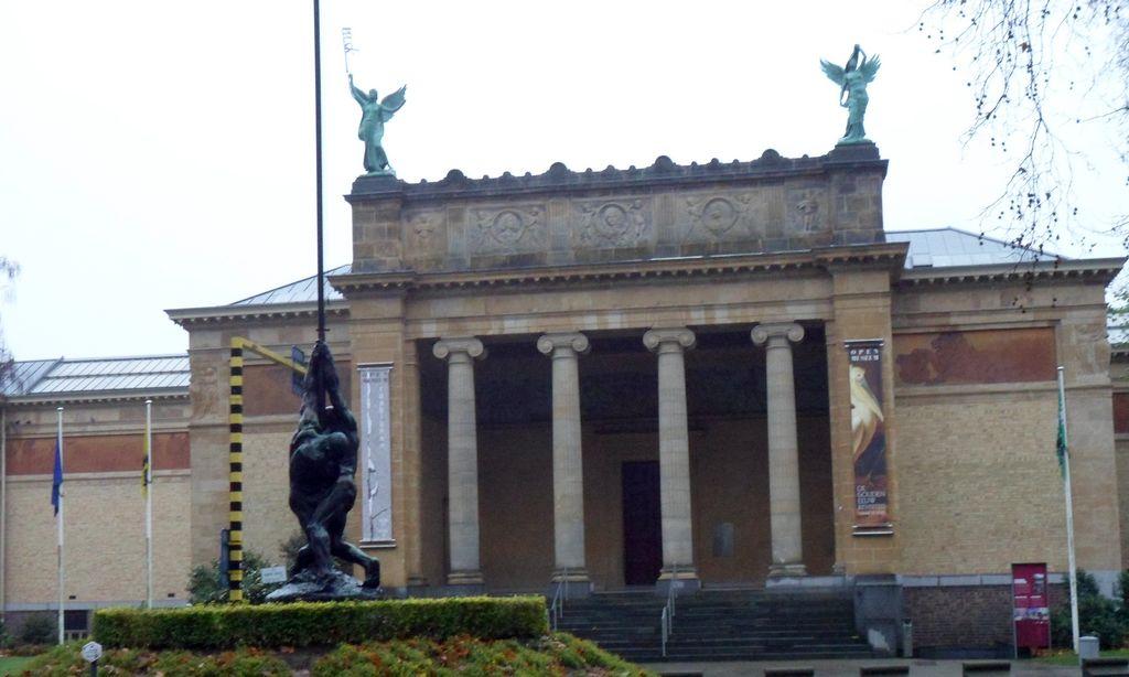 Музей изящных искусств - Museum voor Schone Kunsten