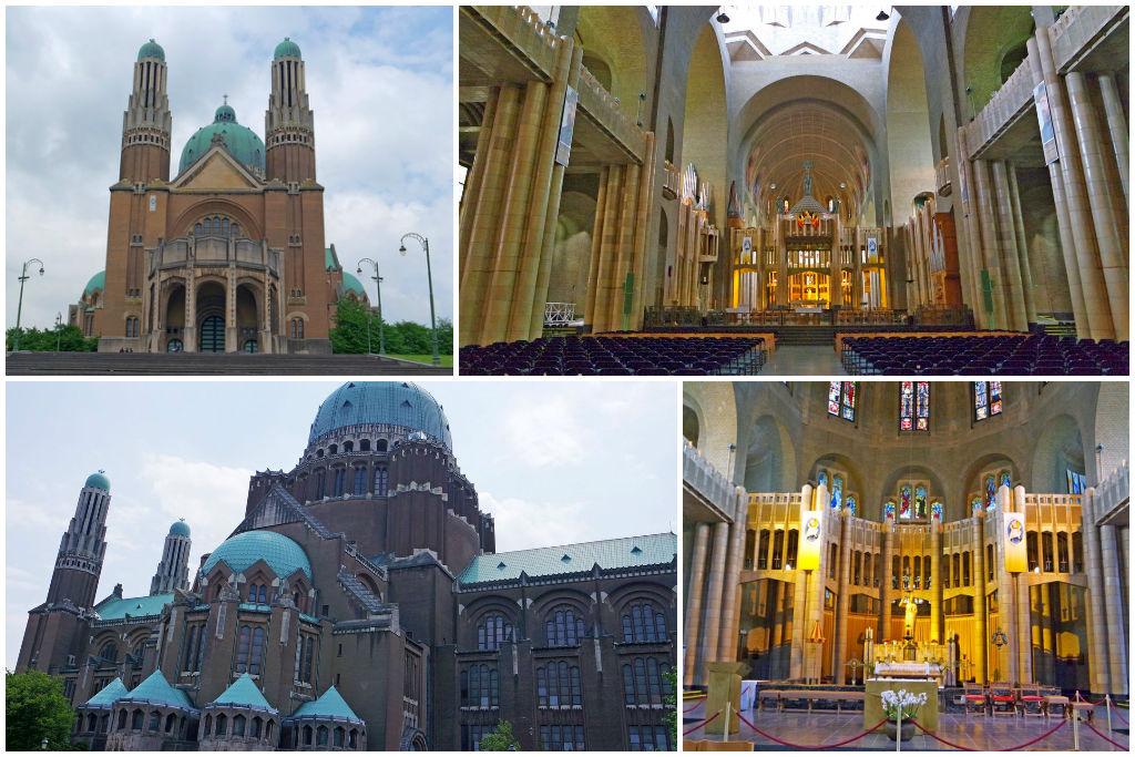 Базилика Сакре Кёр (церковь Святого Сердца Иисуса)