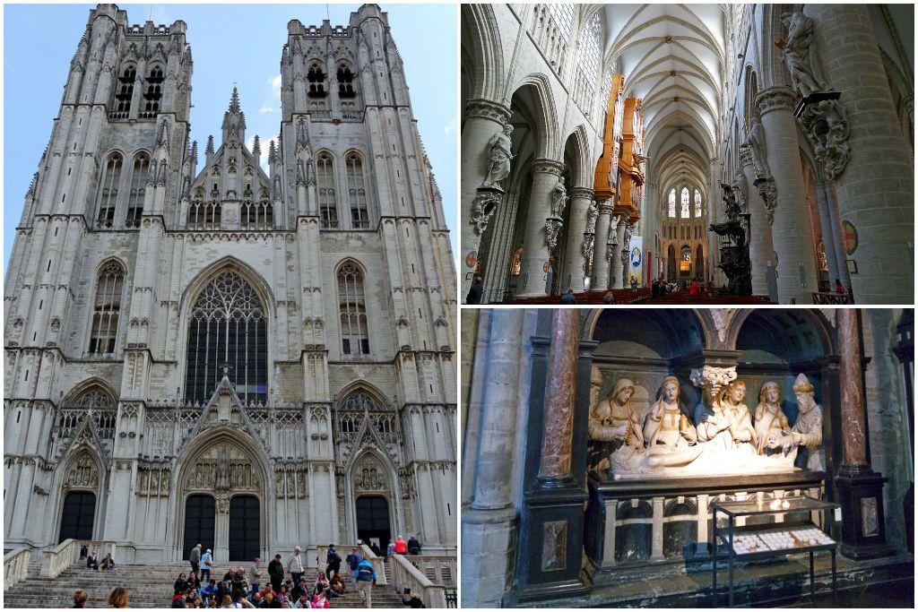 Брюссельский собор или Кафедральный собор святого Михаила