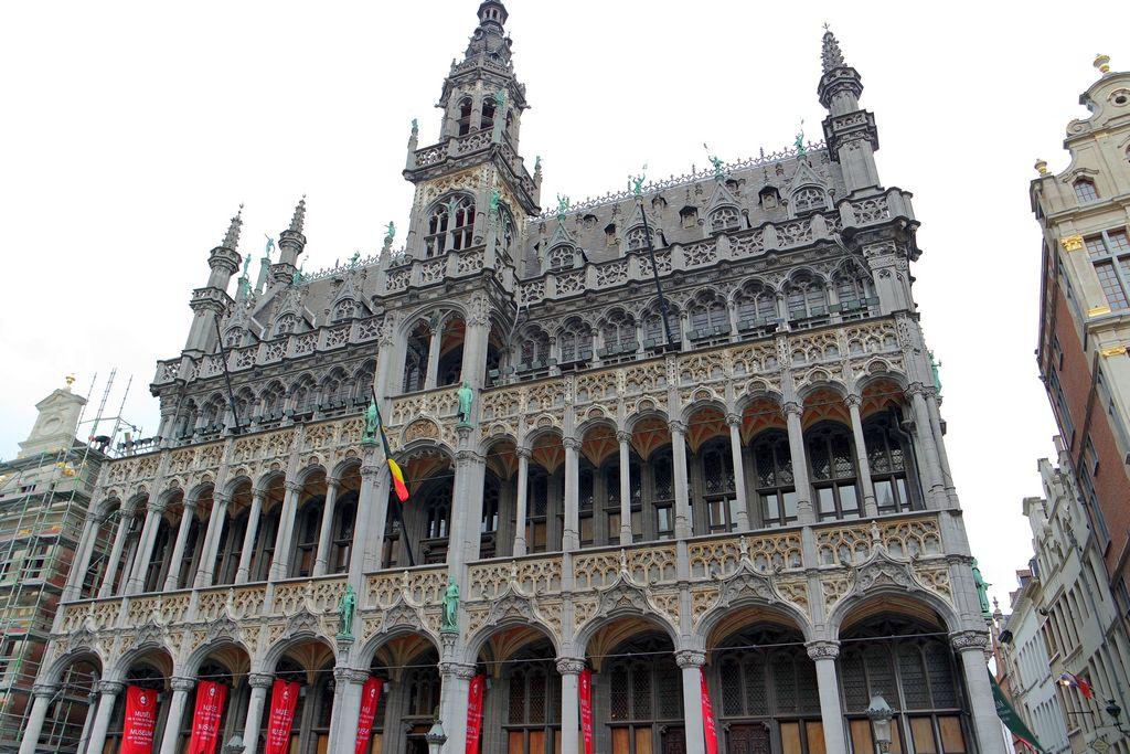Дом короля в Брюсселе