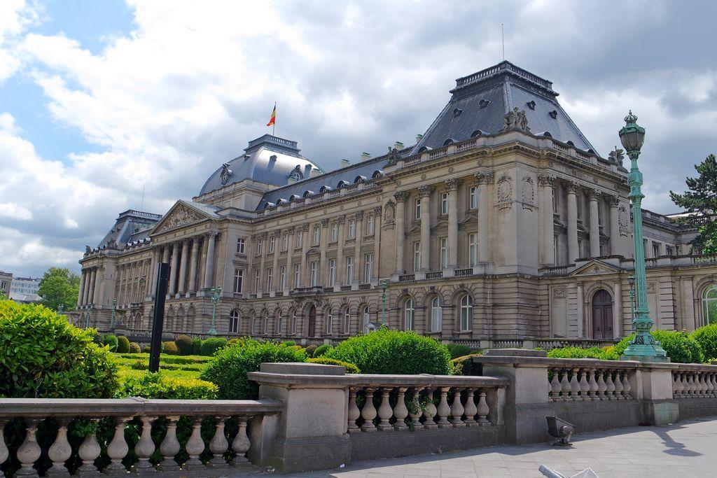 Исторический центр Брюсселя - Королевский дворец