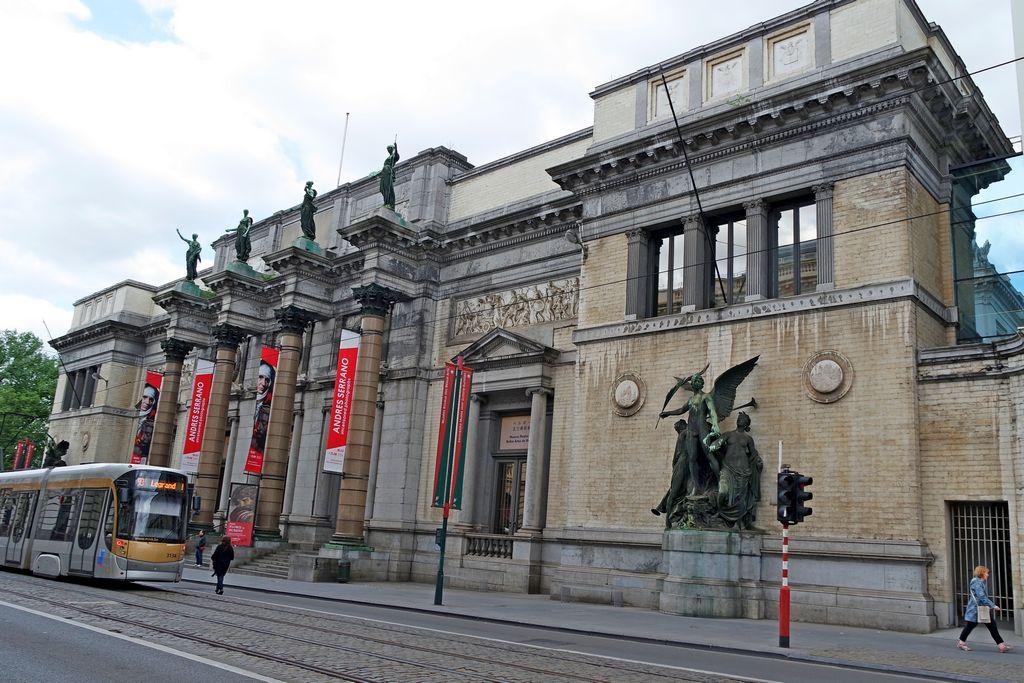Королевском музее изящных искусств