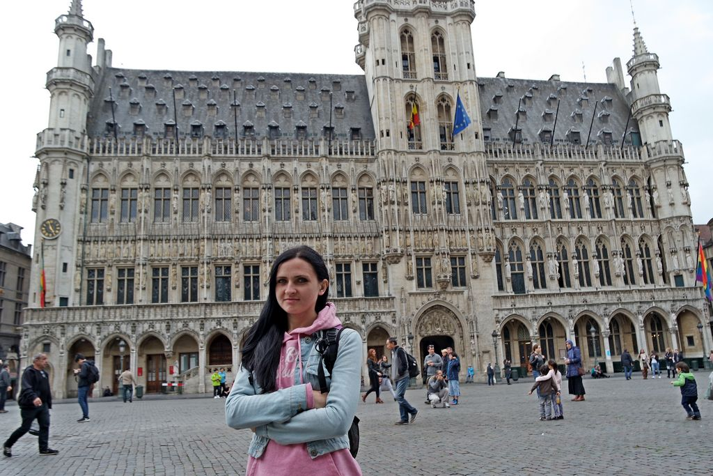 Исторический центр Брюсселя - Ратуша