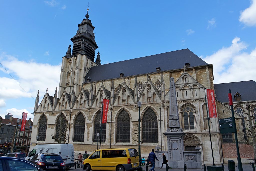 Церковь Нотр-Дам-де-ла-Шапель