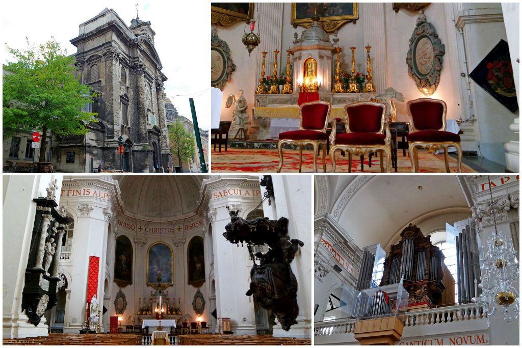 Церковь Святых Иоанна и Стефана в Брюсселе