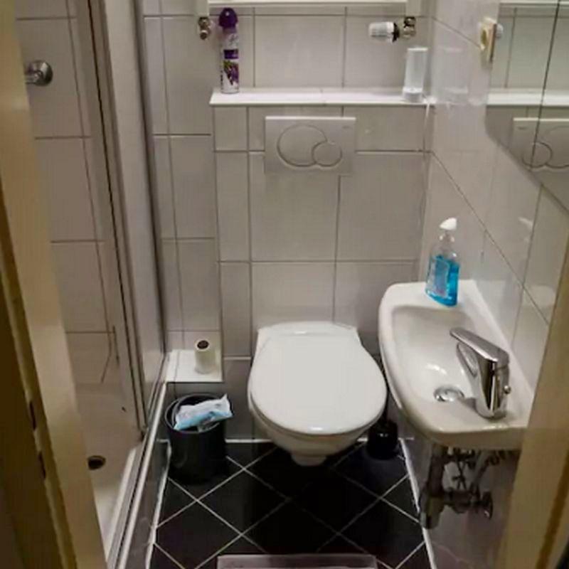 Туалет и ванна