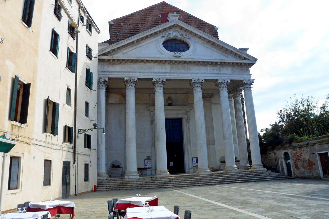 Церковь Церковь Сан-Никола да Толентино