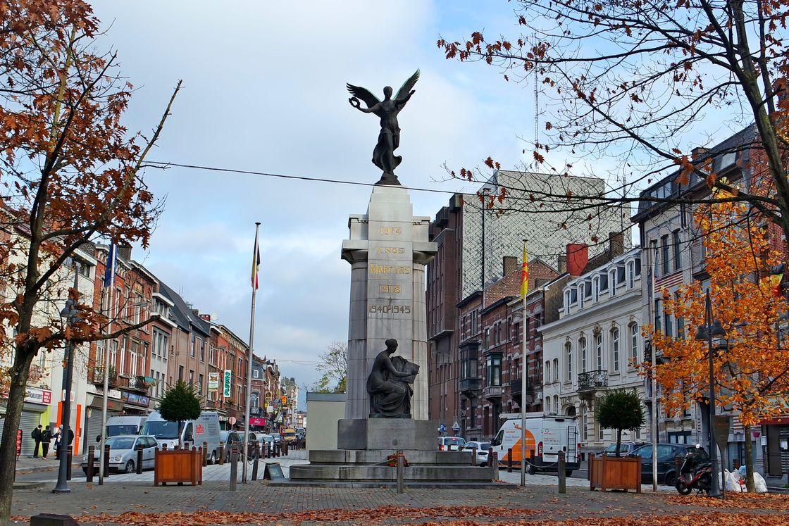 Монумент мученикам I и II мировой войны