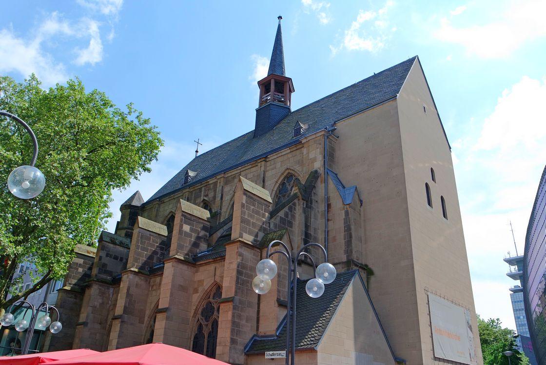 Протестантская церковь Antoniterkirche
