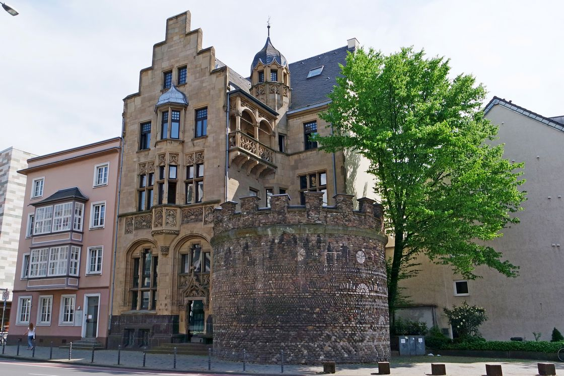 Римская башня - Römerturm
