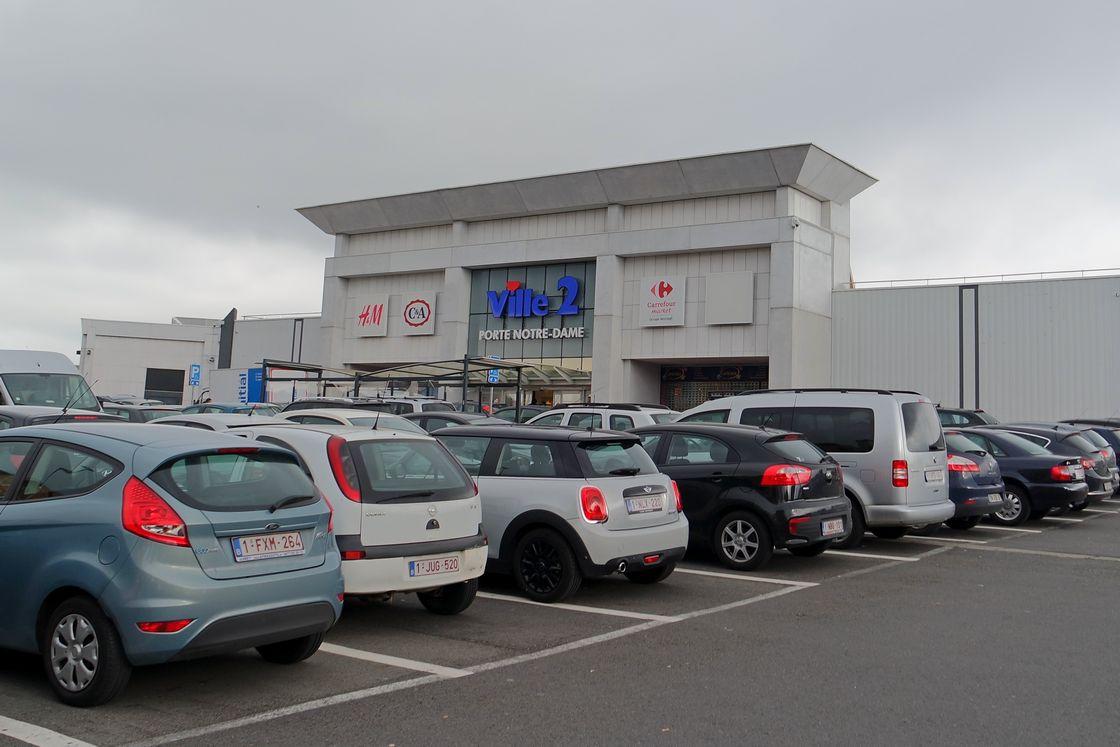 Торговый центр Ville 2