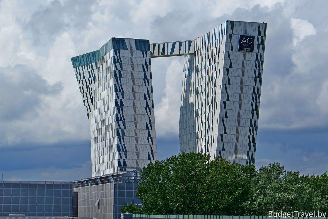 Отель Bella Sky