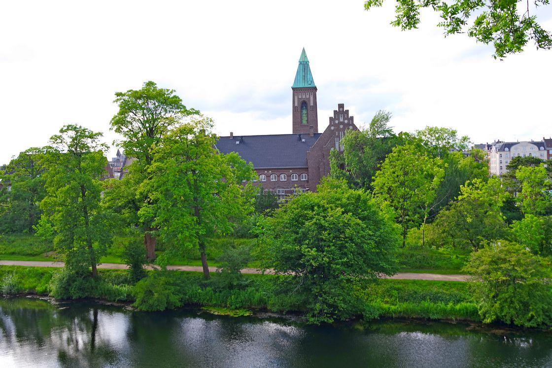 Церковь Svenska Gustafskyrkan